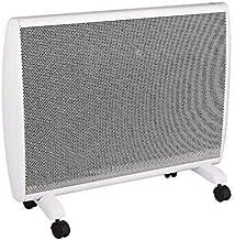 Haverland ANUBIS-15 | Calefactor Convector Eléctrico Portátil | 1500W | Bajo Consumo | Con Ruedas | Termostato Electrónico Intuitivo | 3 Modos | Confort / Eco / Antihielo | Blanco