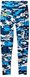 Zubaz Officially Licensed NFL Women's Camo Leggings, Navy/Blue, San Diego Chargers