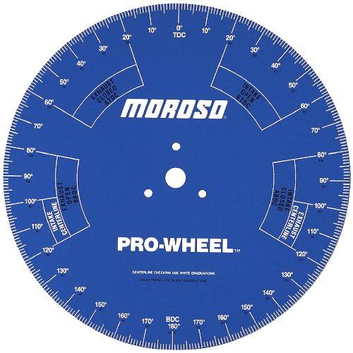 "Moroso 62191 18"" Degree Wheel"