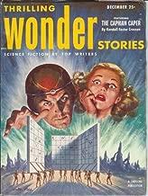 THRILLING WONDER Stories: December, Dec. 1952 (