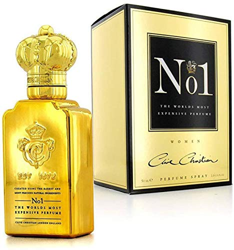 Eau de parfum CLIVE CHRISTIAN NO1 50ML FEMININE