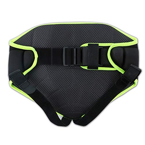 Équipement de Protection Protection Hip Kids Shorts protecteurs Hip Pad Pantalon antidérapant for Enfants, léger et réglable JFCUICAN