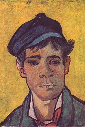 // TPCK // Póster de Vincent Van Gogh – Hombre joven con...