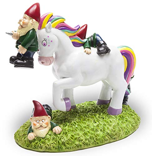 BigMouth BMGA-0016 Big Mouth GNOME Unicorn Attack, Multi