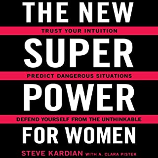 The New Superpower for Women audiobook cover art