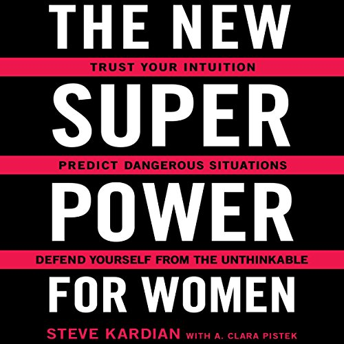 The New Superpower for Women cover art
