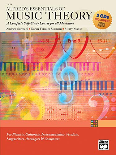 2. Alfred's Essentials of Music Theory: A Complete Self-Study Course for All Musicians
