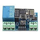 Interruptor de Control remoto de placa de módulo de relé Wifi ESP8266 5V con aplicación de teléfono móvil Android para hogar inteligente