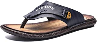 Xujw-shoes, Mens Flops Slippers Thong Sandals Beach Shoes Flip Flops for Men Outdoor Fashion Slippers Indoor Shower Waterproof Quick Dry Antislip Flat Round Toe