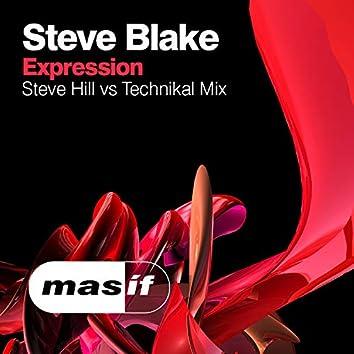 Expression (Steve Hill vs. Technikal Mix)
