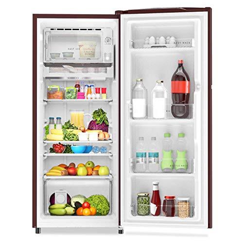 Whirlpool 215 L 4 Star Inverter Direct-Cool Single Door Refrigerator (230 ICEMAGIC PRO PRM 4S INV, Wine Flume)
