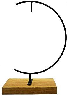 IAN MA汎用 ディスプレイ 風鈴の台 スタンド 台座 バナナスタンド インテリア 吊り型 ハンギング 植木鉢 おしゃれ ギャザリング ガーデニング プランター ハウスプランツ エクステリア 観葉植物 ガーデン スタンド 台 座 (Livin...