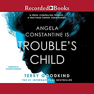 Trouble's Child audiobook cover art
