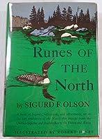 Runes of the North (Fesler-Lampert Minnesota Heritage Book Series) 0394443489 Book Cover