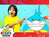 Ryan's Undersea Shark Adventure!