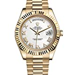 Fashion Shopping Rolex Day-Date II 2 President Yellow Gold Watch 218238