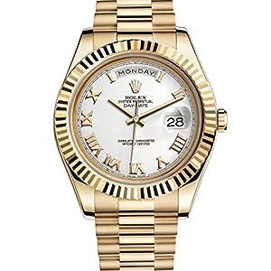 Fashion Shopping Rolex Day-Date II 2 President Yellow Gold Watch 218238