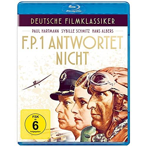 Deutsche Filmklassiker - F.P. 1 antwortet nicht [Blu-ray]