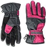 Sterntaler Mädchen Fingerhandschuh Handschuhe, Grau, 3