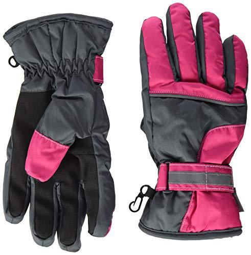 Sterntaler Mädchen Fingerhandschuh Handschuhe, Grau, 4