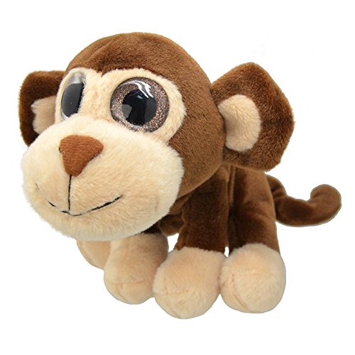 Wild Planet - All About Nature - K7829 - Peluche - Singe - 23 Cm