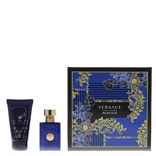 Versace Versace dylan blue set 30 ml edt 50 ml shower gel limitierte edition