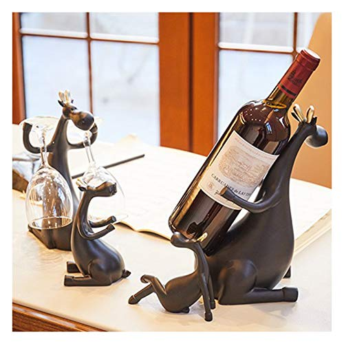 Decoraciones de vino, decoraciones de vino, artesanías, decoraciones para el hogar, regalos, caja de regalo Tarjetas de felicitación