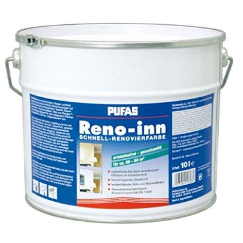 Pufas Reno-Inn Schnell-Renovierfarbe 10,000 L