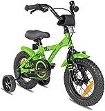 Rad Prometheus Kinderfahrrad 12 Zoll Jungen Mädchen Grün Schwarz ab 3 Jahre mit Stützräder und Rücktritt - 12zoll BMX Modell 2019 für Kinder bei Amazon