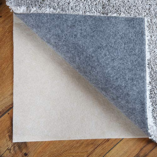 LILENO HOME Anti Rutsch Teppichunterlage aus Vlies (60x330 cm) - Fußbodenheizung geeignete Teppich Antirutschmatte für alle Böden - Teppichstopper für EIN sicheres Zuhause
