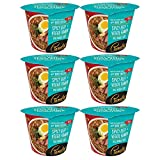 Pamela's Products Gluten Free Spicy Beef & Veggie Ramen with Bone Broth Rice Noodle Soup, 2 Ounce (Pack - 6)