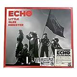 【会場限定外付け特典あり】ECHO (初回生産限定盤A)(DVD付)(会場限定A4クリアファイル付)