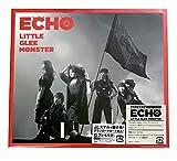 【外付け特典あり】ECHO (初回生産限定盤A)(DVD付)(オリジナルステッカー 初回Aジャケット絵柄付)