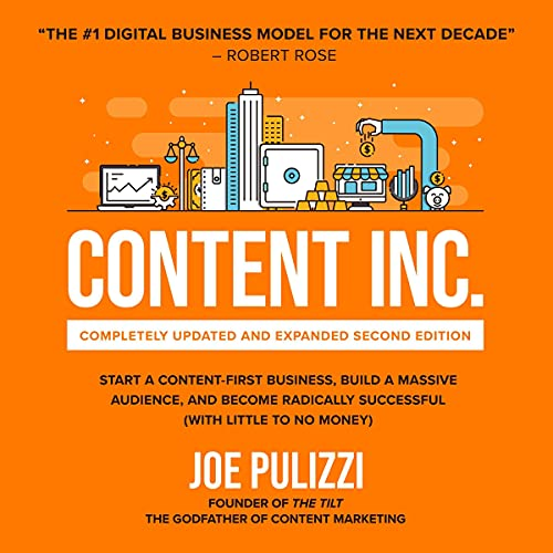 『Content Inc.: Completely Updated and Expanded Second Edition』のカバーアート