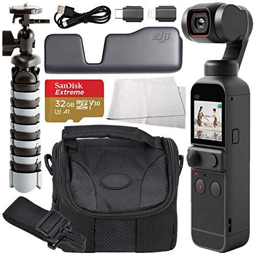 DJI Pocket 2 Handheld Gimbal Stabilizer with...
