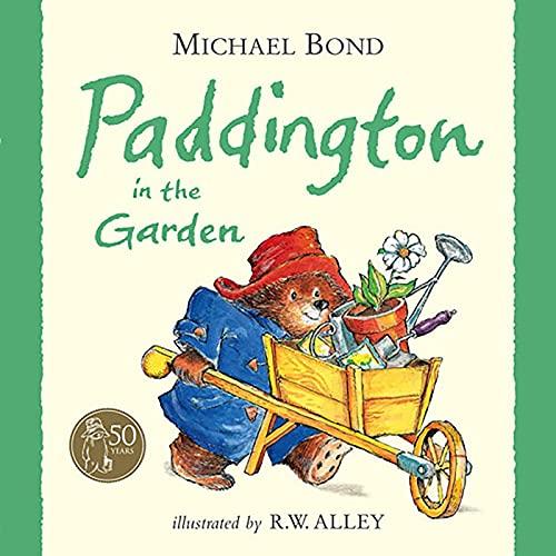 Paddington in the Garden cover art