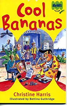 Cool Bananas by [Christine Harris]