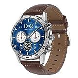 ZGNB El nuevo reloj inteligente DT70 para mujer Bluetooth Llamada 454 * 454 Pantalla de alta definición Reloj inteligente Reloj deportivo con ECG+PPG Monitoreo de oxígeno en sangre (C)