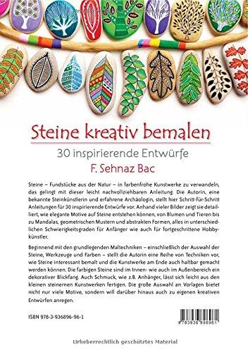 Steine-kreativ-bemalen-30-inspirierende-Entwurfe