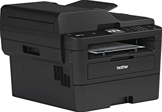 Brother Mfcl2750Dwrf1 Mfc-L2750Dw Compacte Alles In Een, Zwart-Wit Laserprinter Met Overzichtelijk 6.8Cm Lcd Touchscreen