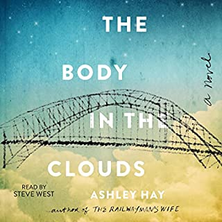 The Body in the Clouds audiobook cover art