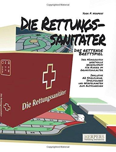 Die Rettungssanitäter - Das rettende Brettspiel