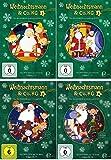 Weihnachtsmann & Co. KG - DVD Box 1+2+3+4 (Folgen 1-26) im Set - Deutsche Originalware [8 DVDs]