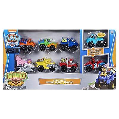La Pat' Patrol 6059296 - Pack de 8 vehículos de Juguete para niños por Spin Master