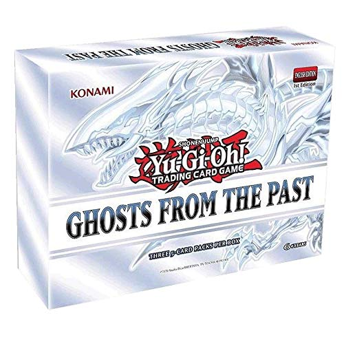 YuGiOh Ghosts from The Past Mini Box