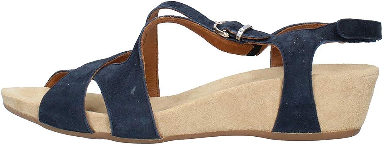 BENVADO BENVADO BENVADO skor kvinna Sandals 280118142 Vittoria blå  generell hög kvalitet