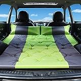 N/B Colchón Inflable para Coche Cama Air de Auto SUV Sofá Hinchable de Coche, Cama Inflable Auto, Cama de Aire levantada colchón Inflable para el Viaje Que acampa
