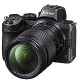 Nikon ミラーレス一眼カメラ Z5 レンズキット NIKKOR Z 24-200mm f/4-6.3 VR 付属 Z5LK24-200 ブラック