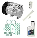 Universal Air Conditioner KT 3994 A/C Compressor and Component Kit