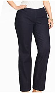 Peter Nygard NKD Slim F/X Stretch Jeans with One Side Zipper